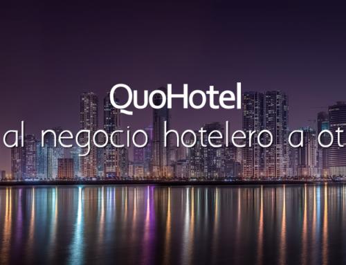 QuoHotel lleva al negocio hotelero a otro nivel