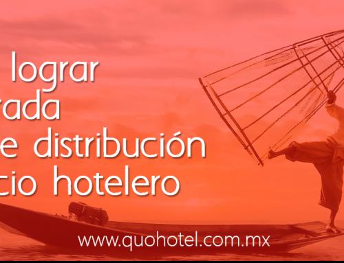 Claves para lograr una equilibrada estrategia de distribución en el negocio hotelero