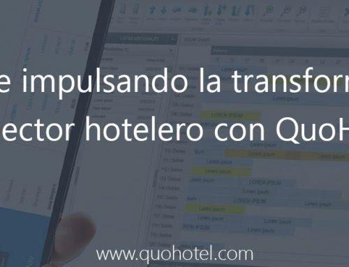 Quonext sigue impulsando la transformación digital del sector hotelero con QuoHotel