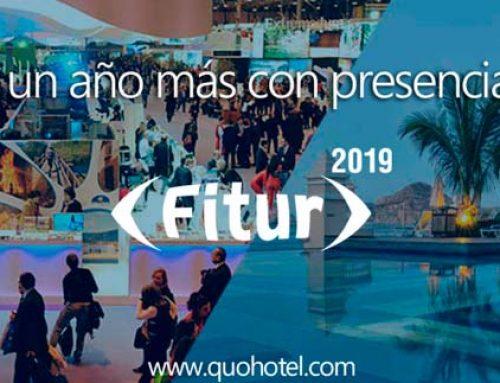 QuoHotel un año más con presencia en FITUR