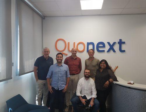 Booking.com visita las oficinas de Quonext Turismo