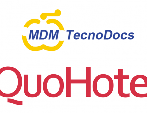 Partnership QuoNext e MDMTecnoDocs