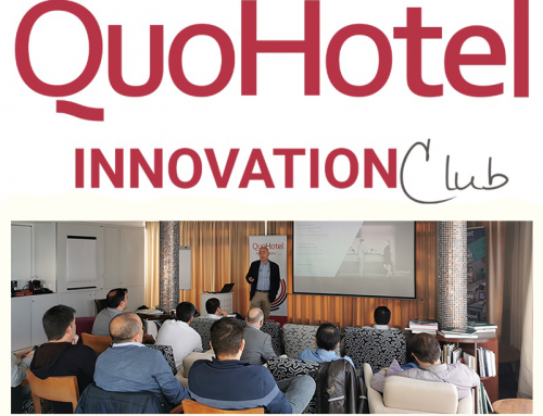 QuoHotel avanza y evoluciona en un nuevo Innovation Club