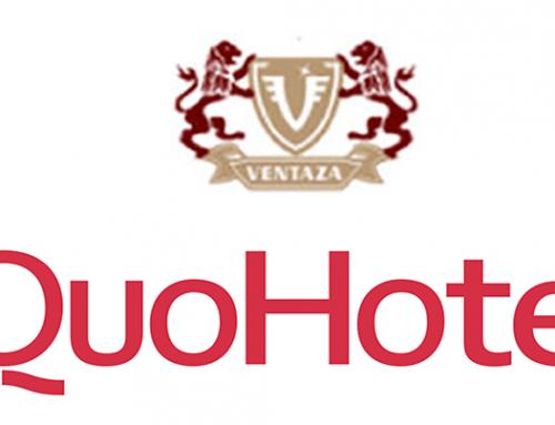 QuoHotel integra el sistema de llaves magnéticas de Ventaza