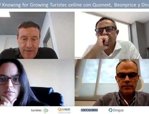 Quonext participa en la 10ª edición de Knowing for Growing de Turistec
